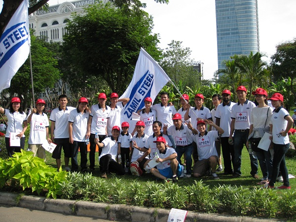 """""""5S and labor safety hygiene"""" Contest for Hanoi factory"""