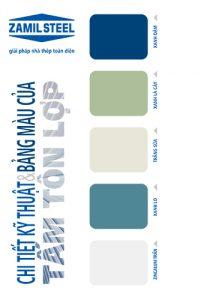 Bảng Màu Panel