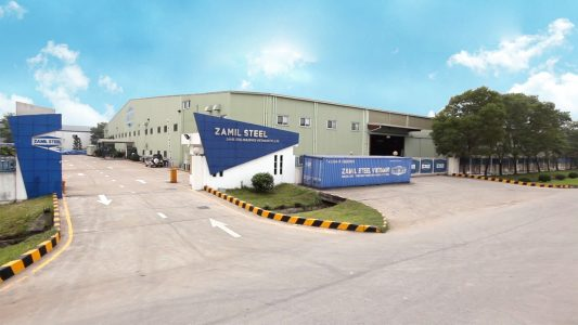 Zamil Steel Buildings Vietnam Co., Ltd - Noi Bai Factory