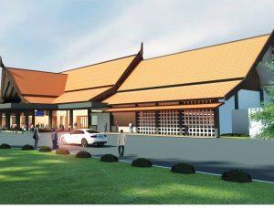Cambodia - Siam Reap International Airport