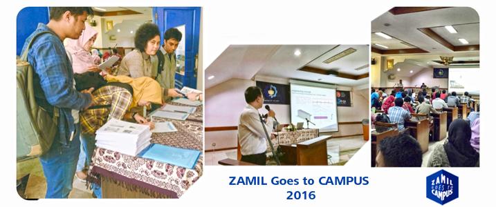 Indonésie – « Zamil sur les campus universitaires »