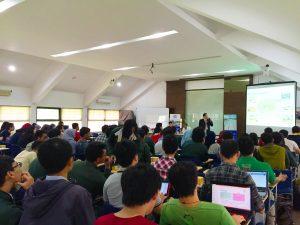 Seminar at ITB