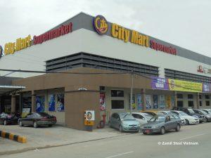 Myanmar - Supermarché