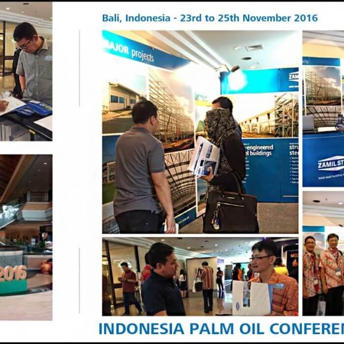 Indonesia – Công ty TNHH Nhà thép tiền chế Zamil Việt Nam tham dự Hội nghị thường niên về dầu cọ Indonesia lần thứ 12