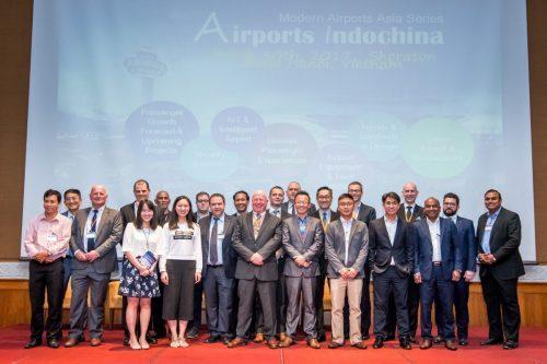 Vietnam – « Sommet de l'Industrie Aéroportuaire d'Indochine » 2017