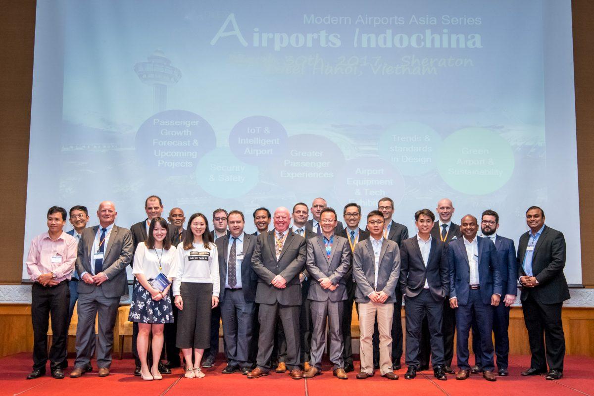 Việt Nam – Hội nghị thượng đỉnh về phát triển sân bay khu vực Đông Dương 2017