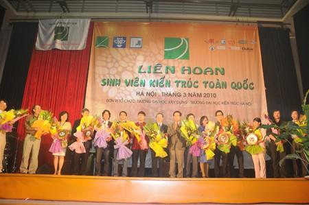 Zamil Steel Buildings Vietnam sponsors the National Student Architecture Festival 2010 in Hanoi