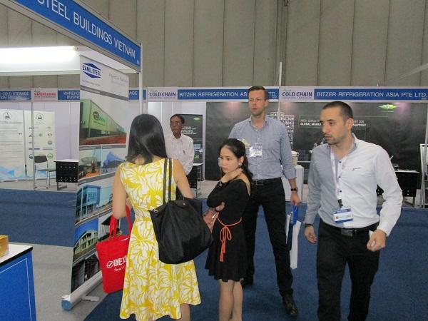 exhibition in Thailand