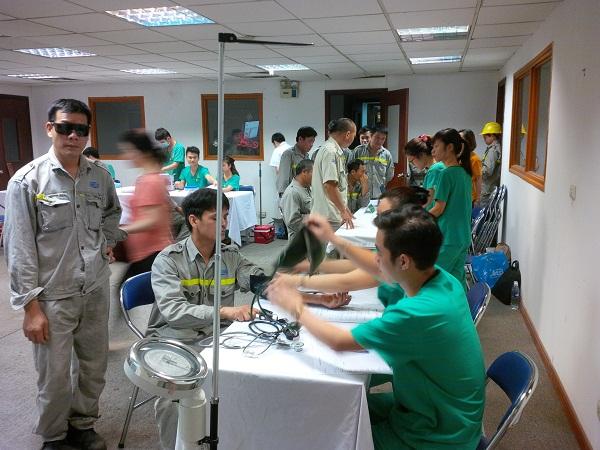 2012 Annual Examine occupation disease