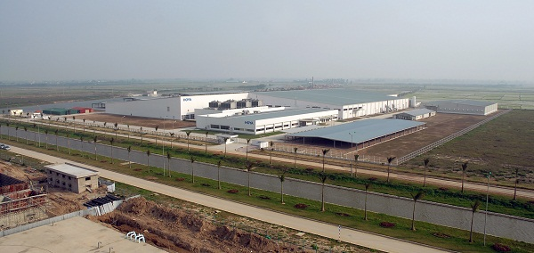 Zamil Steel Buildings Vietnam signed contract with Hoya Corporatation for their 2nd factory project in Vietnam
