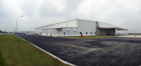 Finalisation de la construction de l'usine Canon Electronics : Au-delà des attentes du client de Zamil Steel