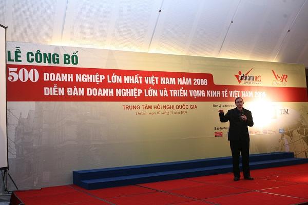 Zamil Steel Buildings Vietnam listed in the Top 500 Largest Enterprises in Vietnam 2010
