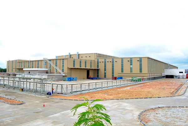 Zamil Steel Buildings Vietnam (ZSV) completed USD 16 Million Project for new Caterpillar LMT facility in Indonesia