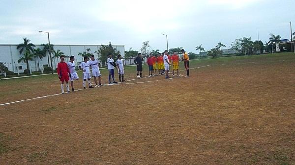 Zamil Steel Buildings Vietnam Football League 2012 – North Vietnam Region, closing session