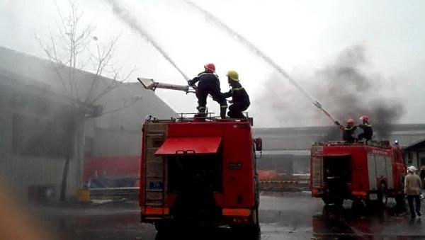Firefighting Prevention Training 2011