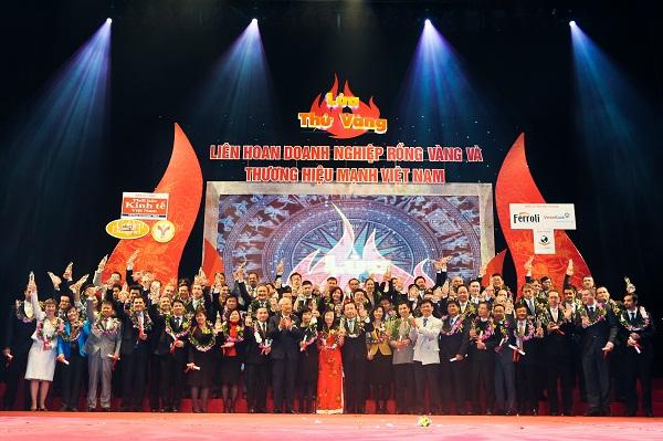 Zamil Steel Việt Nam lần thứ 9 liên tiếp giành Giải thưởng Rồng Vàng