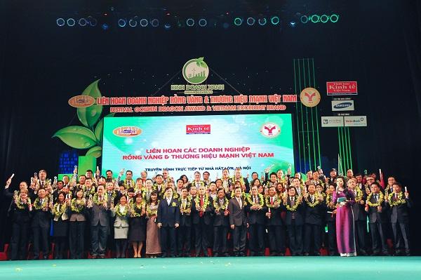 Zamil Steel Buildings Vietnam received the Golden Dragon Award 2013