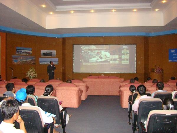 Zamil Steel Buildings Vietnam hosts Technical Seminar in Yangon