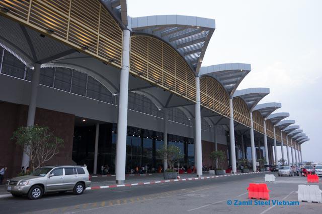 Cambodia – Air Hangar | Zamil Steel Pre-Engineered Buildings