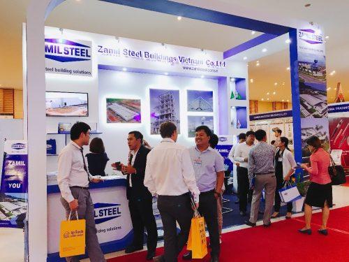 Campuchia - Triển lãm ngành xây dựng 2017