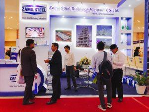Sommet et Salon de l'Industrie du Bâtiment du Cambodge 2017