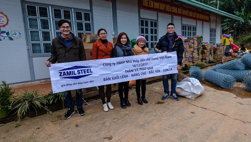 Vietnam – CSR Charity trip to Suoi Lenh, Bac Yen, Son La