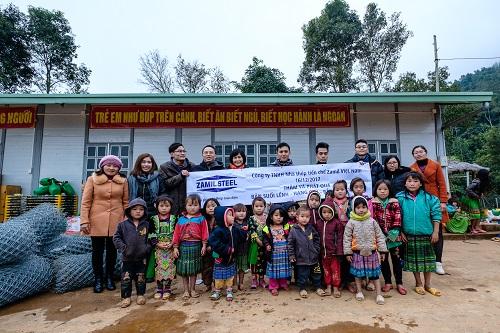 Vietnam – RSO | Voyage de charité vers Suoi Lenh, Bac Yen, Son La, Vietnam