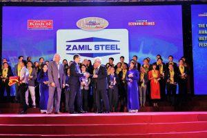 Golden Dragon Award 2018 - Zamil Steel Vietnam