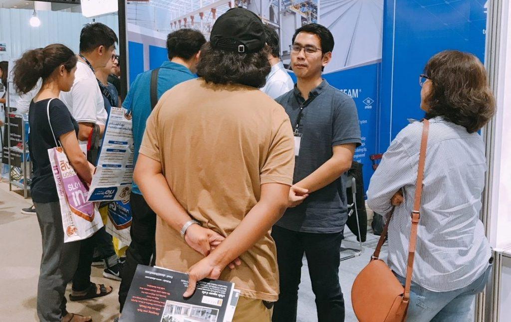 Thái Lan – Triển lãm kiến trúc năm 2018
