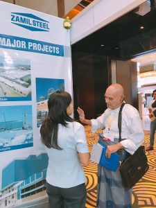 Zamil Steel Vietnam marked its presence at Builders Myanmar 2018