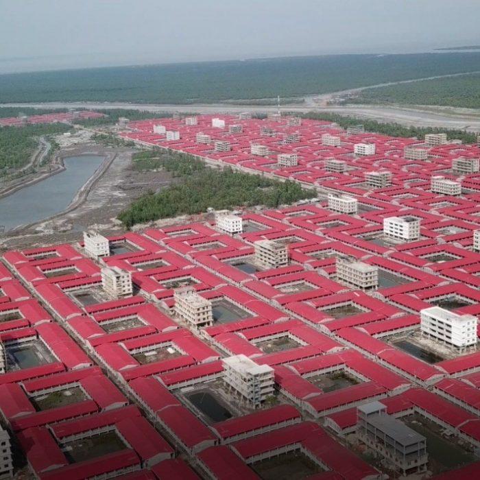 Công ty Xây Dựng Zamil Steel (ZSCC) đã hoàn thành lắp dựng 120 nhà thép  nhiều tầng tại Bangladesh